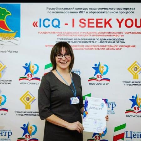 Победитель Республиканского конкурса педагогического мастерства по использованию ИКТ живет в Больших Кабанах
