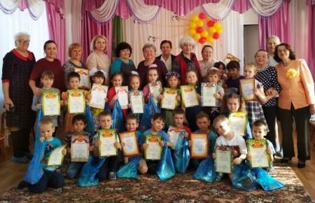 Дошколята читали стихи лаишевской поэтессы