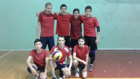 Габишевские школьники победили в волейбольном турнире