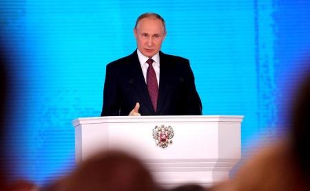 Путин назвал Казань в числе мощных научных центров страны