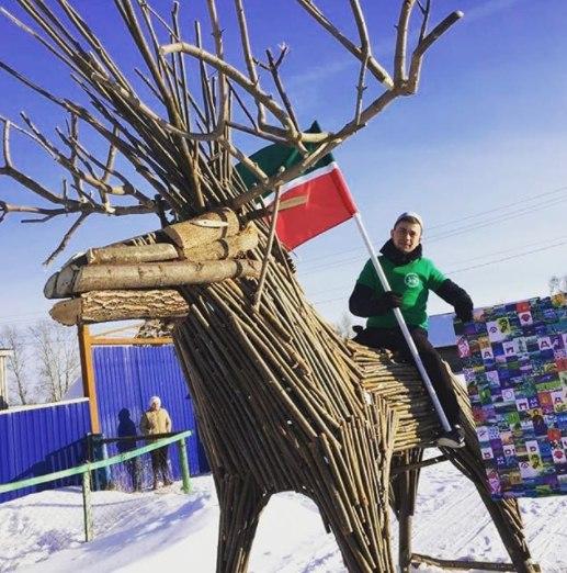 Жители страны креативно подошли к выбору Президента России