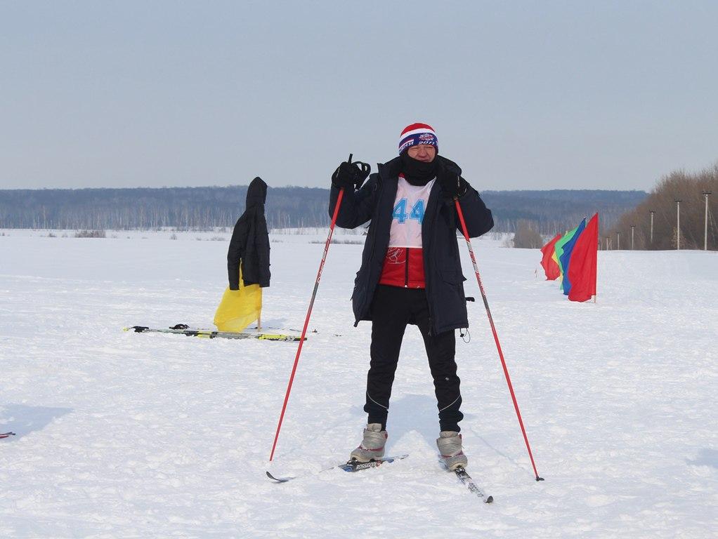 ГТО. Зональный зимний фестиваль. Лыжные гонки. ФОТО
