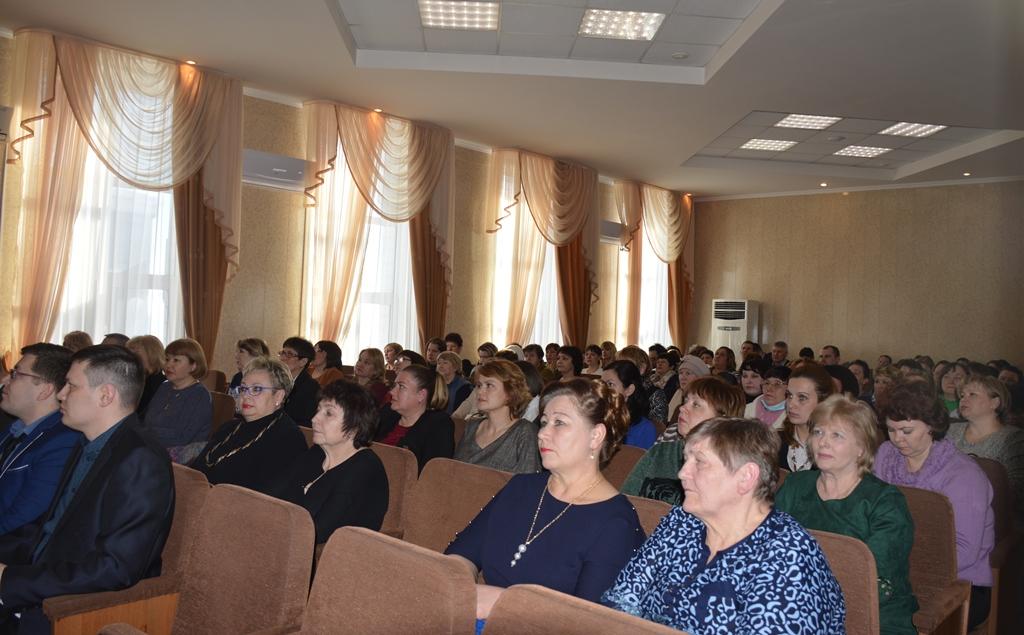 Лаишевские медработники собрались на итоговый медицинский совет