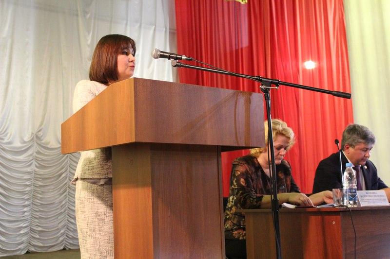 В Орловском сельском поселении состоялась отчетная сессия