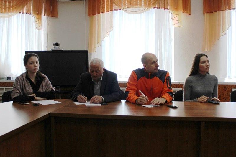 В Лаишеве обсудили проблемы очистных сооружений Татарстана