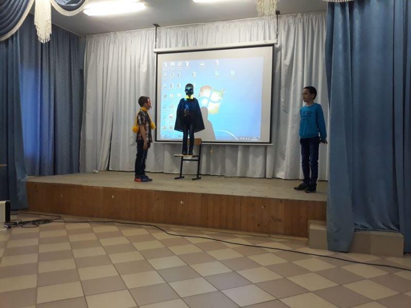 Семейный праздник в Лаишевской школе №2