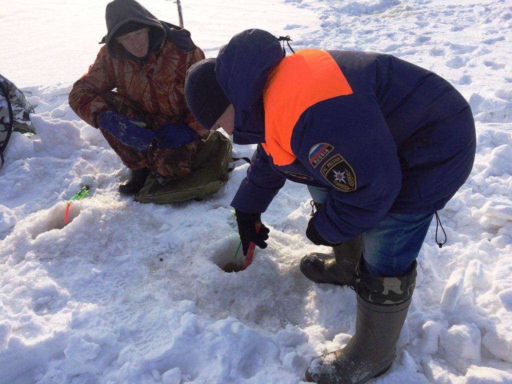 Безопасность на воде. Тонкий лед – угроза жизни