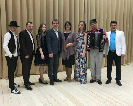 Лаишевские артисты выступили в Рыбно-Слободском районе