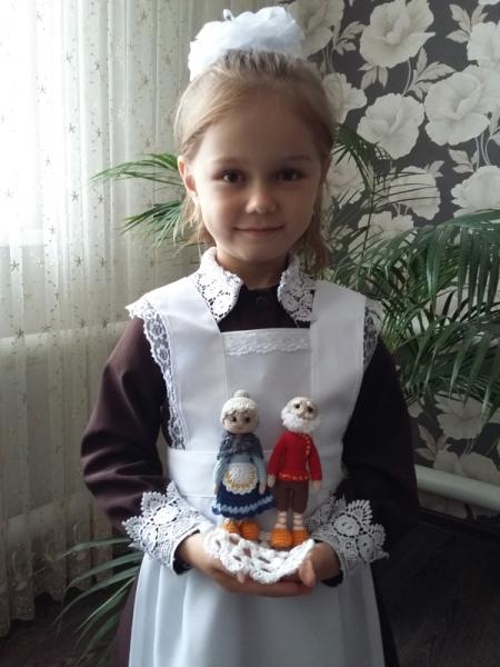 Фото на конкурс «Мисс школьница». Участница — Лилия Каюмова