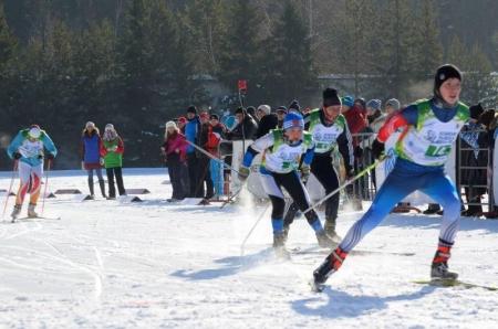 В Казани состоялся республиканский лыжный марафон