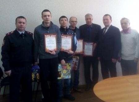Добровольцы поддерживают порядок в Лаишевском районе
