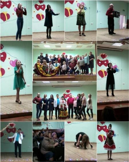 Как отметили Женский день в Александровском сельском поселении