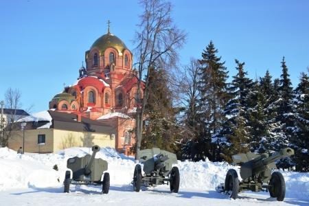 Снежное Лаишево (фото)