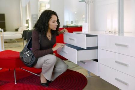 Приобретение мебели по образцам