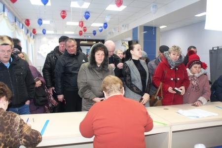 Выборы в Лаишево начались вовремя