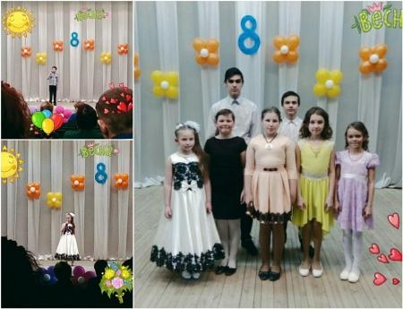 В Лаишевском районе прошел концерт «Для самых прекрасных и дорогих»