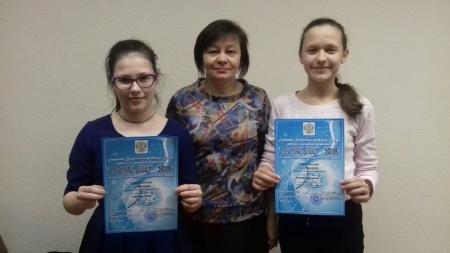 Учащиеся Детской школы искусств Лаишева успешно выступили на всероссийском конкурсе