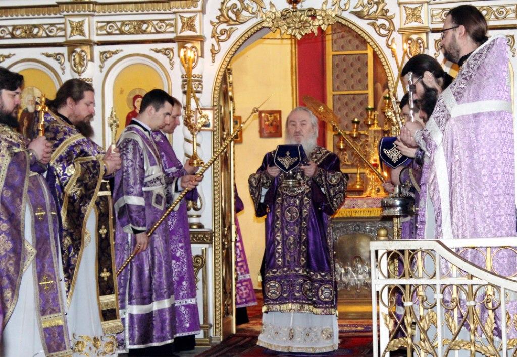 В Софийском соборе Лаишева будет новый наместник владыки, а здания бывшего монастыря передадут церкви