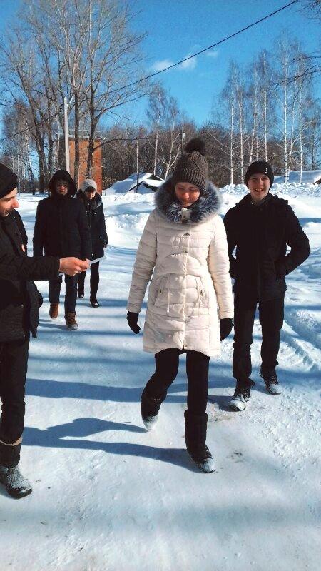 «Самостоятельные дети» Лаишевского района холодов не боятся