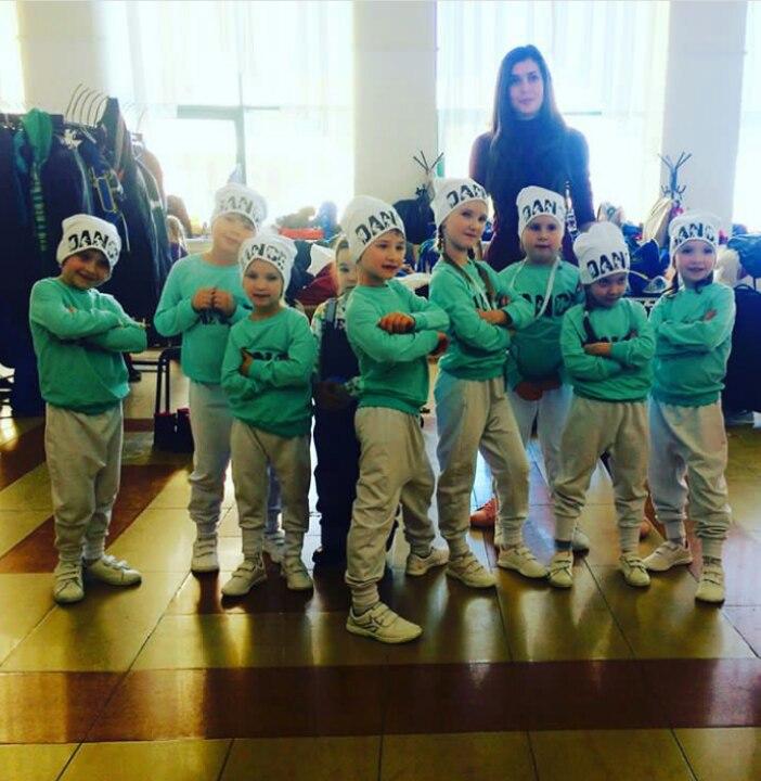 Дети из Больших Кабан – бронзовые призеры Всероссийского хореографического турнира