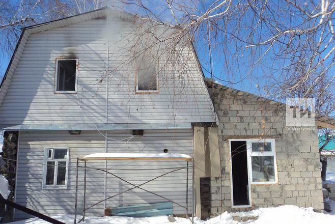 Пожар площадью 10 квадратных метров погубил мужчину