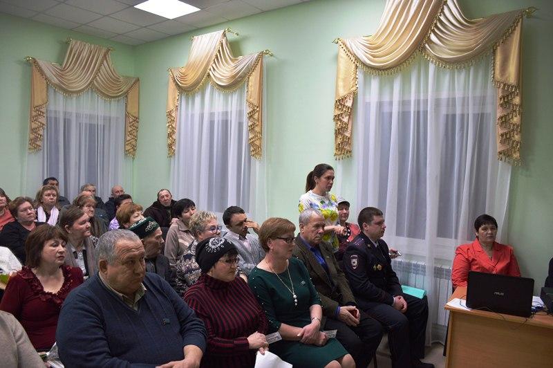 Достижения и новые горизонты Татарско-Сараловского сельского поселения