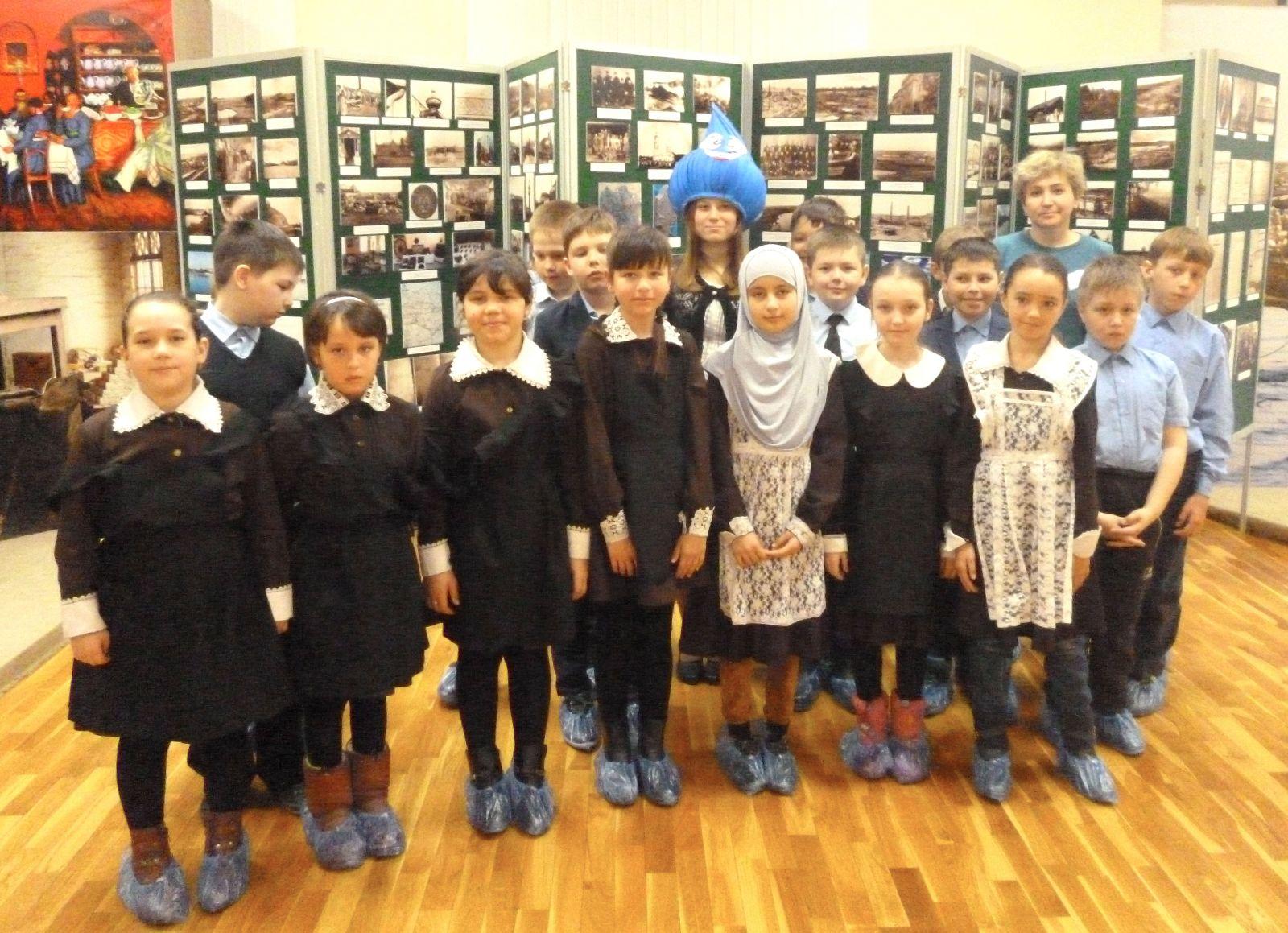 В музее Лаишевского края проходит акция «Музейная весна Татарстана-2018»