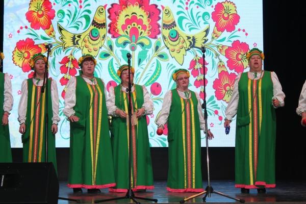 Зональный фестиваль русской песни. Выступления. Лаишево. 31.03.2018 г. ВИДЕО