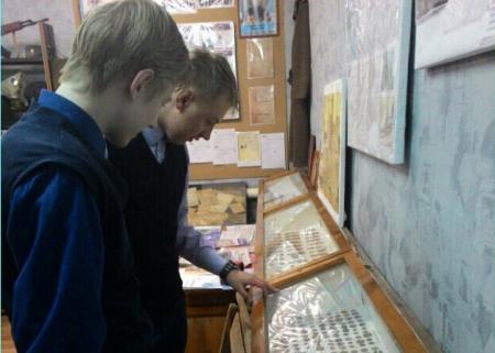 В Ташкирменской школе прошла экскурсия