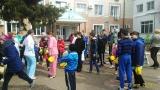 В реабилитационном центре Лаишева эвакуировали детей