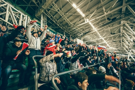 На матчи ЧМ-2018 продано более 2 млн билетов