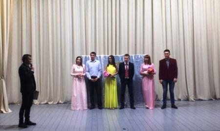Малоелгинский народный театр выступил на конкурсе театральных коллективов