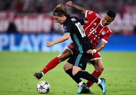 Футбол. «Бавария» проиграла «Реалу» в полуфинале Лиги Чемпионов