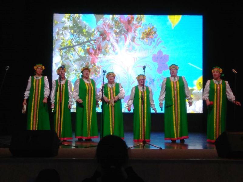 Лаишево приняло конкурс исполнителей народной песни