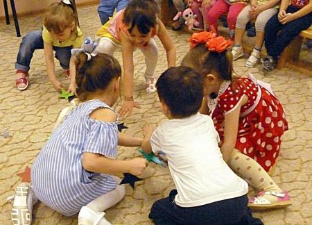 Сотрудники музея Лаишевского края имени Г.Р.Державина провели выездное мероприятие в детском саду