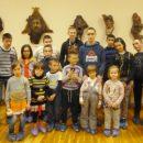Дети из Лаишевского Реабилитационного центра побывали в районном музее