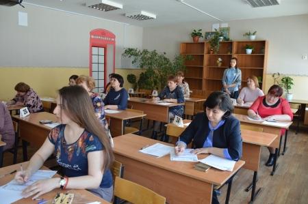 В Лаишевском районе родители учеников сдали ЕРЭ по татарскому языку