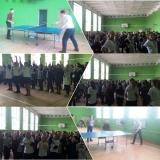Спортивная неделя в Нармонской школе