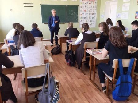 Школы Лаишевского района посещают представители вузов Казани
