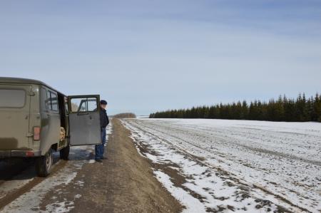 Сотрудники Лаишевского лесничества патрулировали лес вместе с корреспондентом «КН»