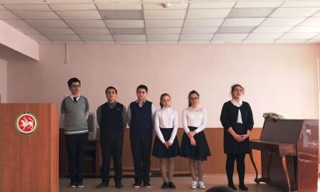 В Лаишевском районе стартовала неделя русского языка и литературы