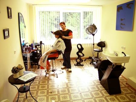 Посетим парикмахерскую
