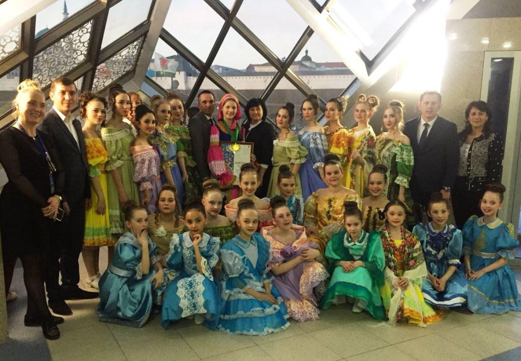 Знай наших или Успешное выступление габишевских артистов на «Созвездии-Йолдызлык»  в Пирамиде