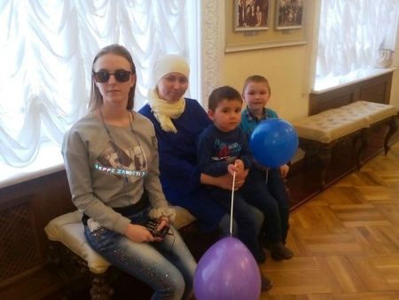 Воспитанники Лаишевского детского дома побывали в филармонии