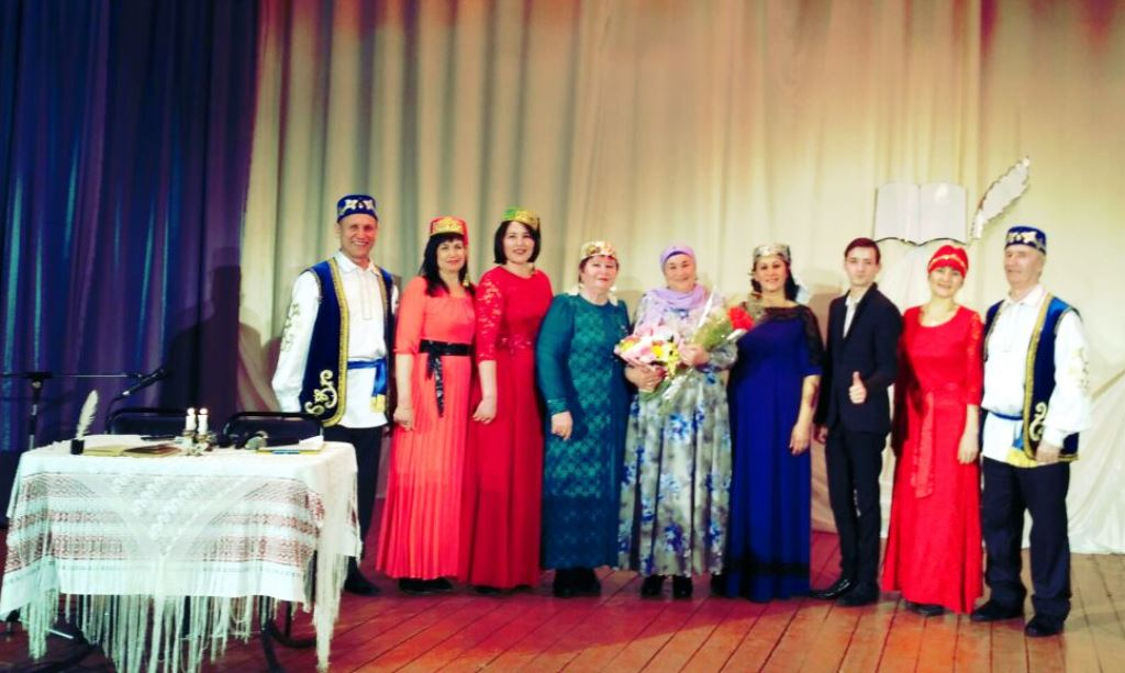 Габишево аплодировало знаменитой поэтессе-землячке