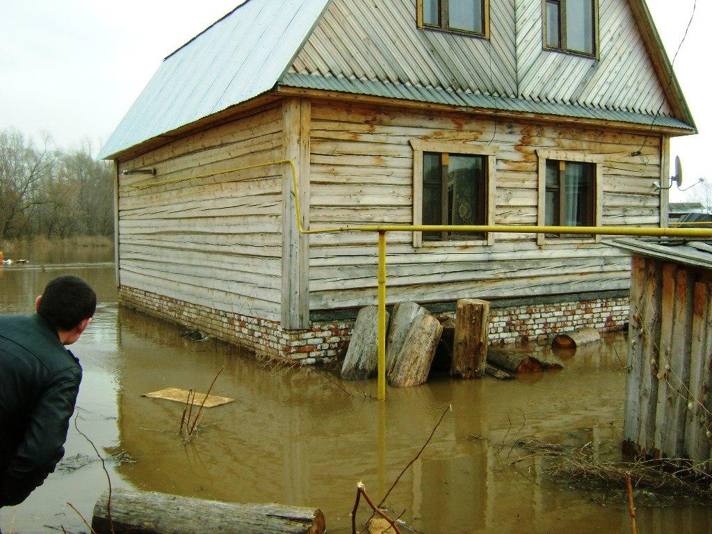 Что делать если ваш дом попал в объявленный район затопления в период паводка