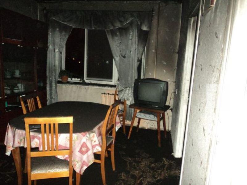 Пожилая супружеская пара стала жертвой пожара