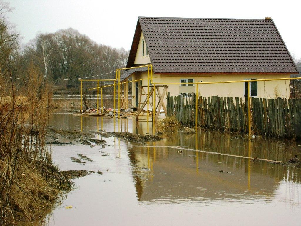 Что делать если вы получили предупреждение об эвакуации в период паводка