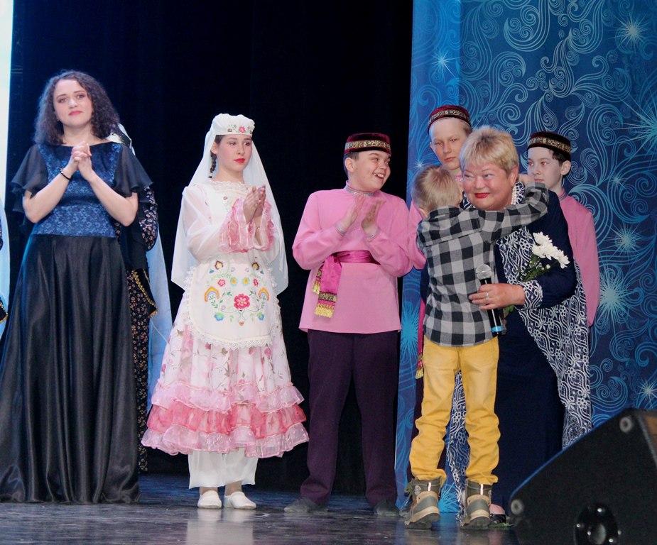 Концерт татарской эстрады «Лаеш шулпасы». ФОТОГАЛЕРЕЯ