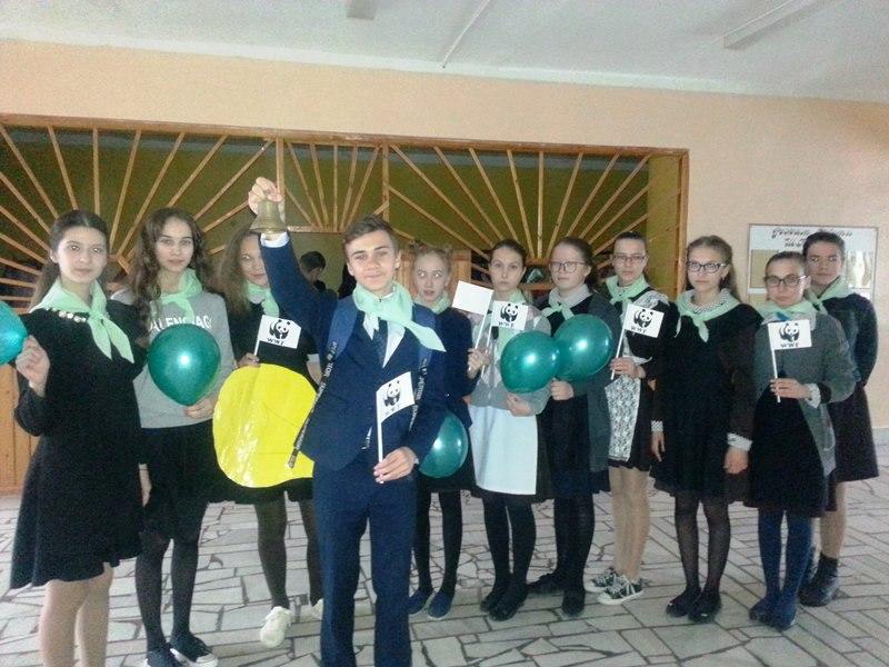 В Лаишевском районе дети провели экологические акции